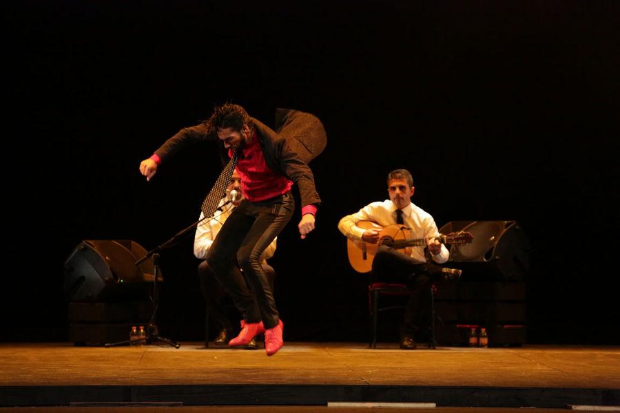 """""""Desplante"""" par Eduardo Guerrero dans le cadre des nuits flamencas à Ollioules - 2"""