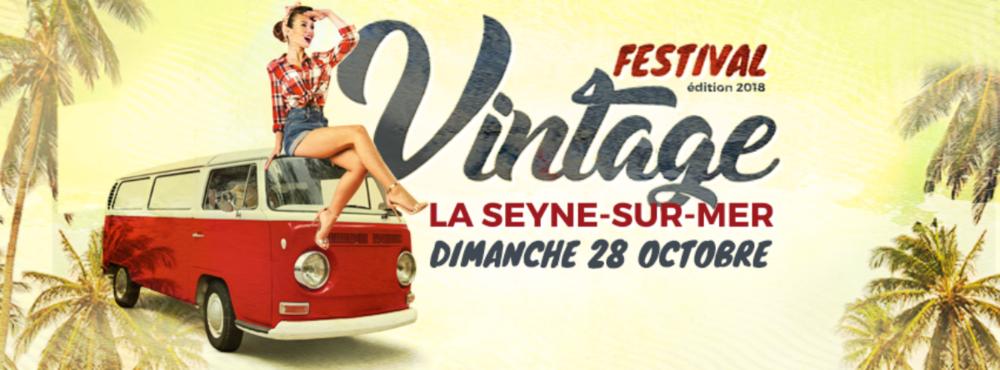 Festival Vintage (ANNULE) à La Seyne-sur-Mer - 0