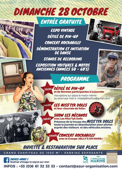 Festival Vintage (ANNULE) à La Seyne-sur-Mer - 2
