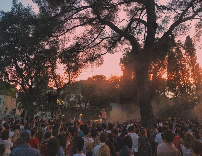 Midi Festival concerts à Hyères - 1