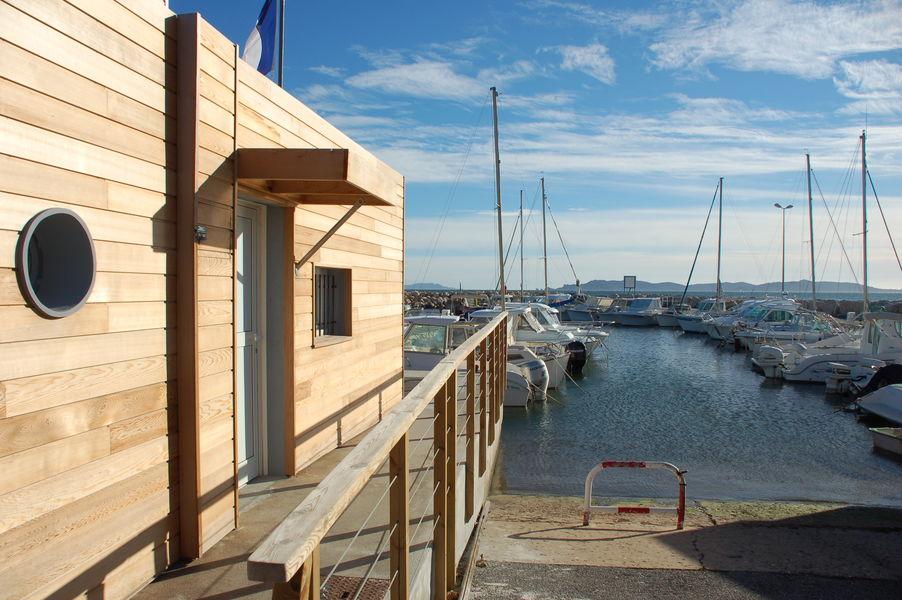 La Capte Port à Hyères - 1