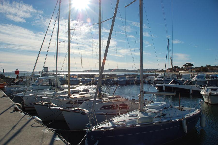 La Capte Port à Hyères - 3