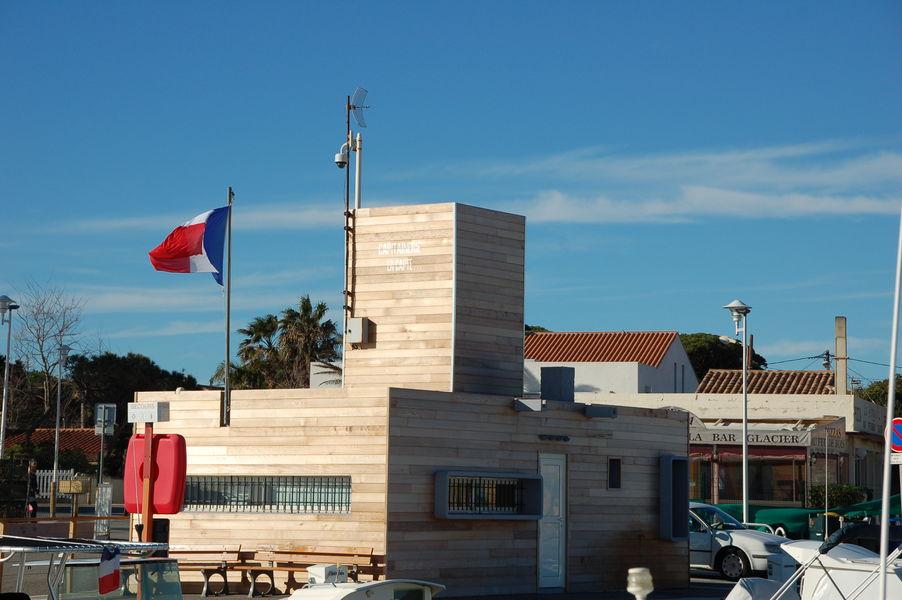La Capte Port à Hyères - 0