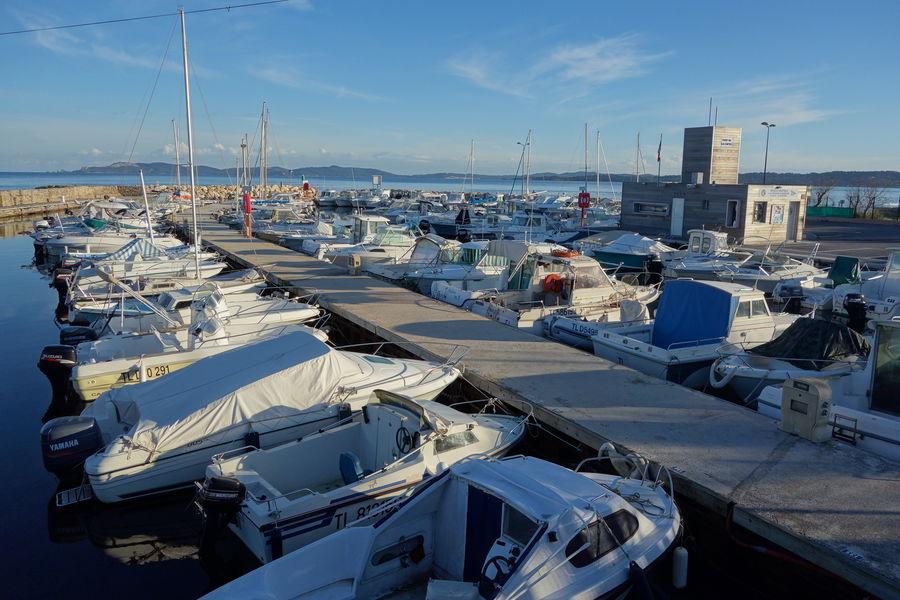 La Capte Port à Hyères - 2