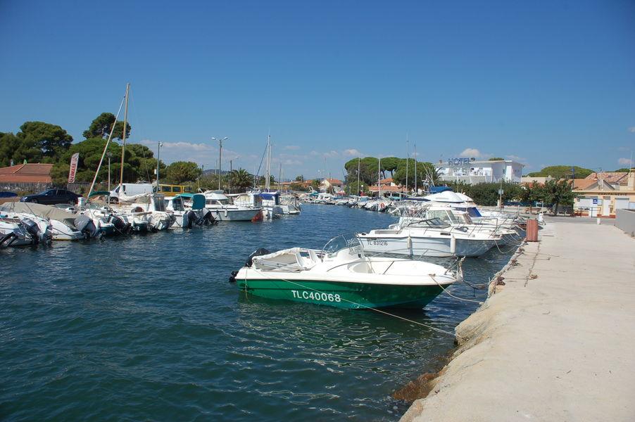 Ayguade Port à Hyères - 2