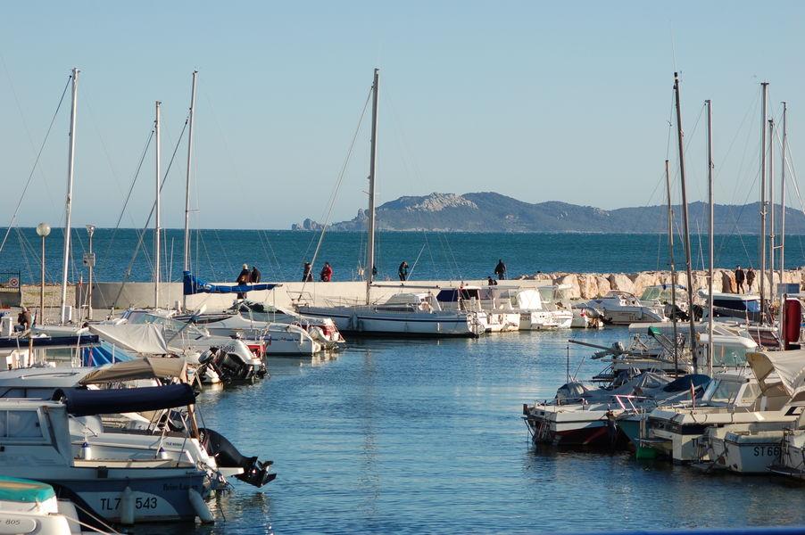 Ayguade Port à Hyères - 3
