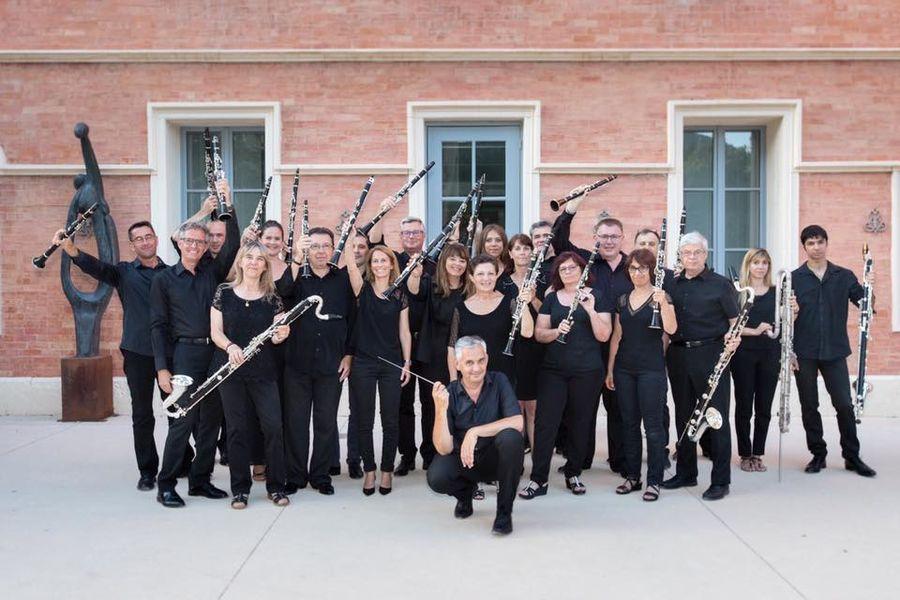 Concert de Printemps Ensemble de clarinettes Arundo à Toulon - 0