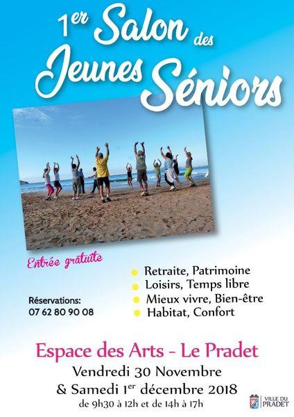 Salon des jeunes séniors à Le Pradet - 0