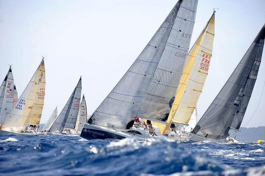 Porquerolle's Race regatta à Hyères - 0