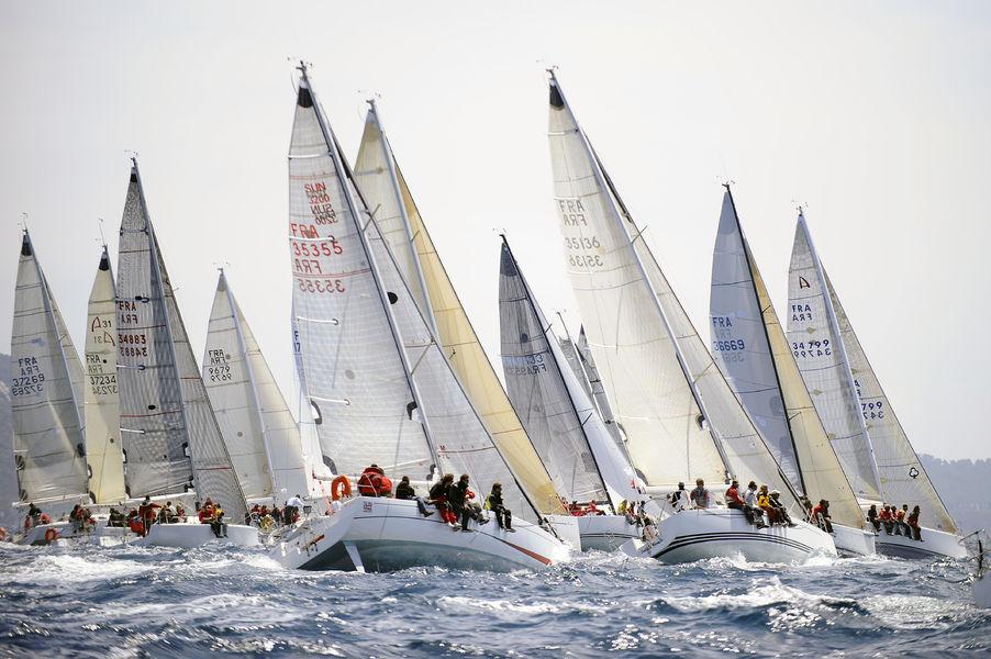 Porquerolle's Race regatta à Hyères - 1
