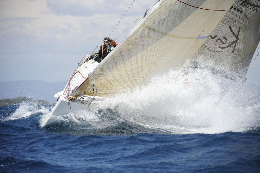 Porquerolle's Race regatta à Hyères - 2