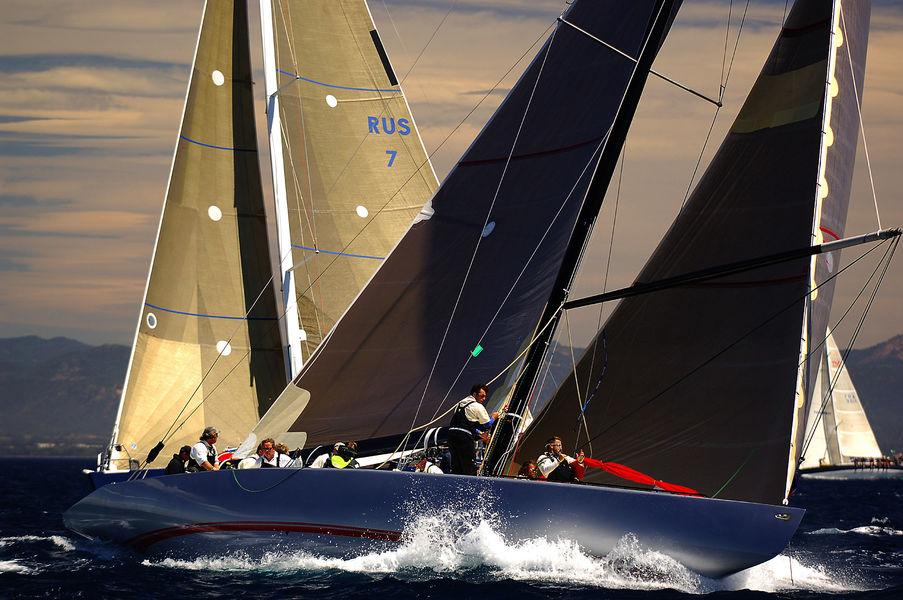 Porquerolle's Race regatta à Hyères - 5