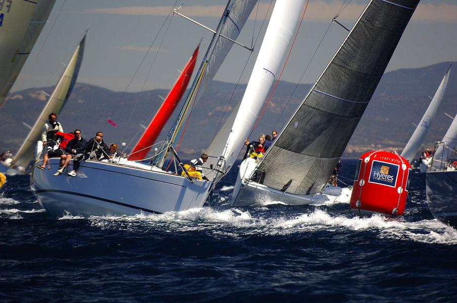 Porquerolle's Race regatta à Hyères - 6