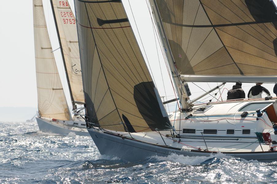 Porquerolle's Race regatta à Hyères - 8