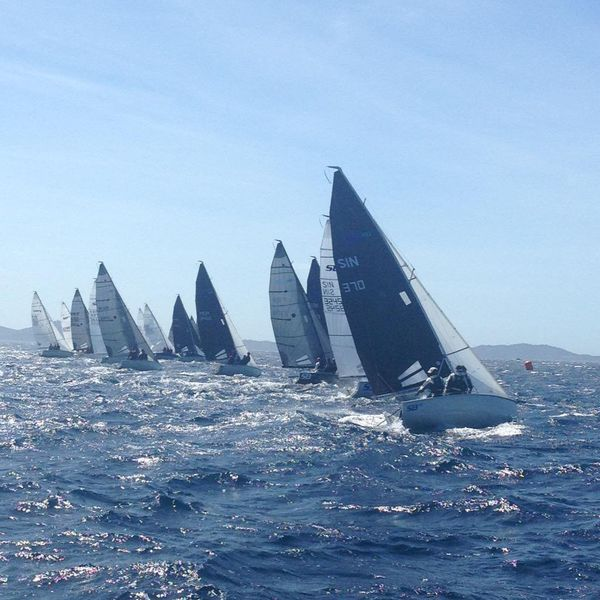 Mediterranean Laser Championship à Hyères - 1