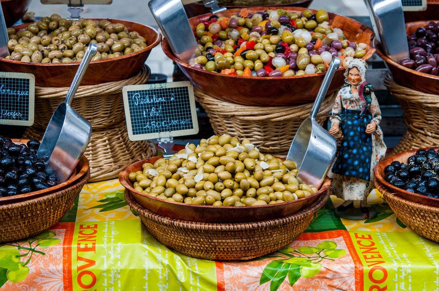 Great market à Saint-Mandrier-sur-Mer - 0