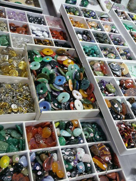 2e Salon International aux minéraux, fossiles, bijoux, pierres précieuses et météorites à Toulon - 0