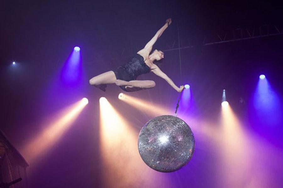 """Cirque """"Inextremiste dans les étoiles"""" à La Seyne-sur-Mer - 1"""