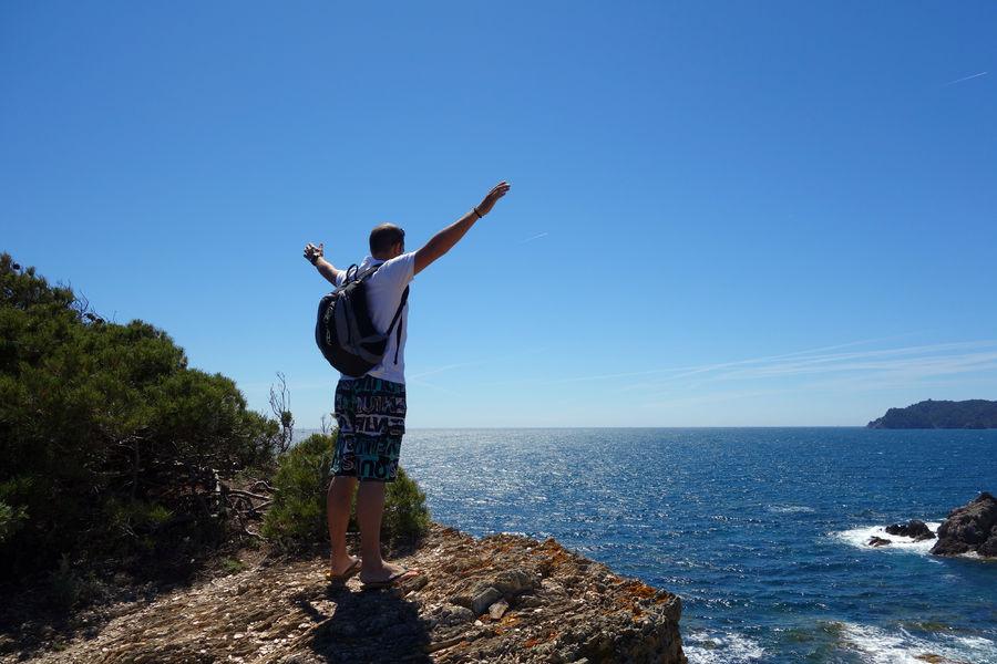 La presqu'île enchantée (balade en chanson) à Hyères - 0