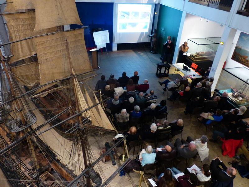 Conférence – Naissance de la construction navale moderne. 1670 – 1700 à Toulon - 0