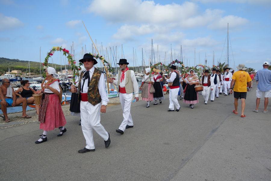 Saint Anne celebration à Hyères - 1