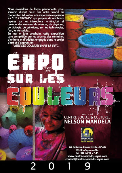Expo sur les couleurs à La Seyne-sur-Mer - 0