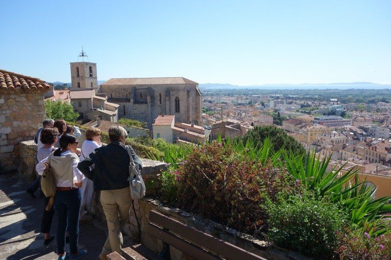 Guided tour : Hyères, back in time à Hyères - 6