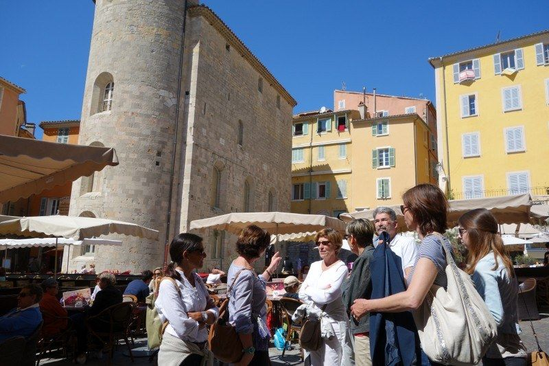 Guided tour : Hyères, back in time à Hyères - 8