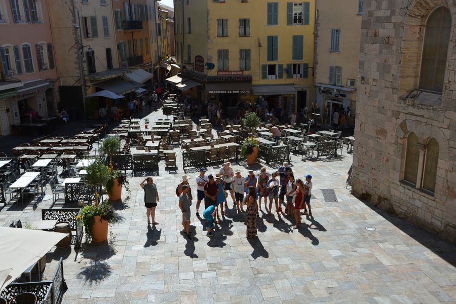 Guided tour : Hyères, back in time à Hyères - 5