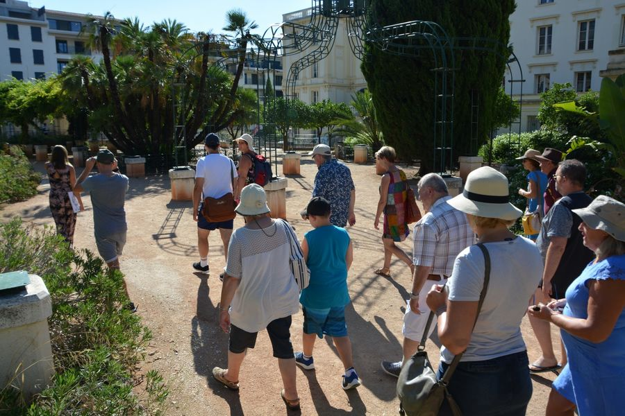 Guided tour : Hyères, back in time à Hyères - 2