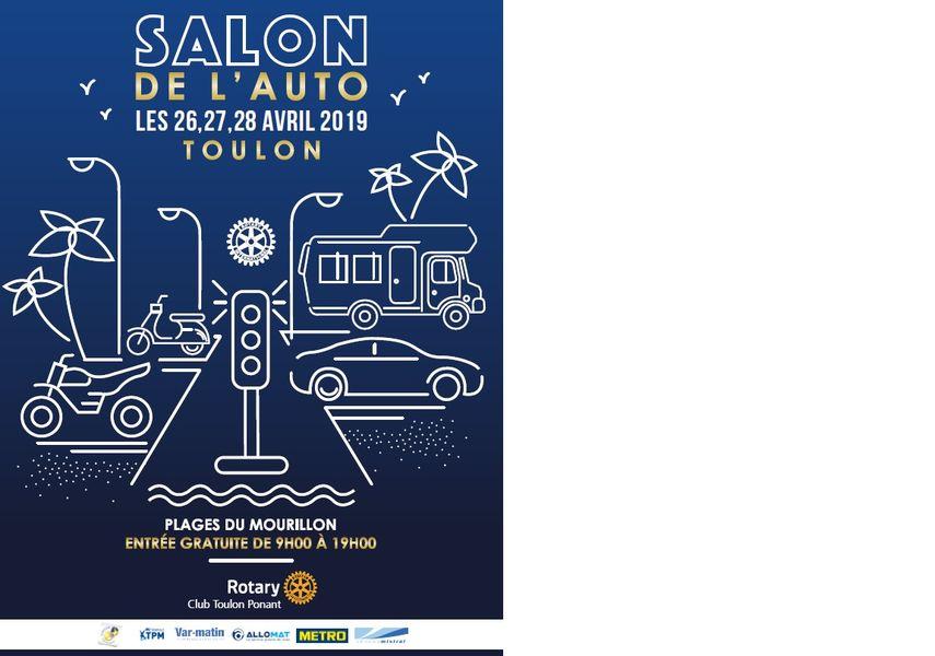 Salon de l'Auto et du véhicule motorisé 2019 à Toulon - 0