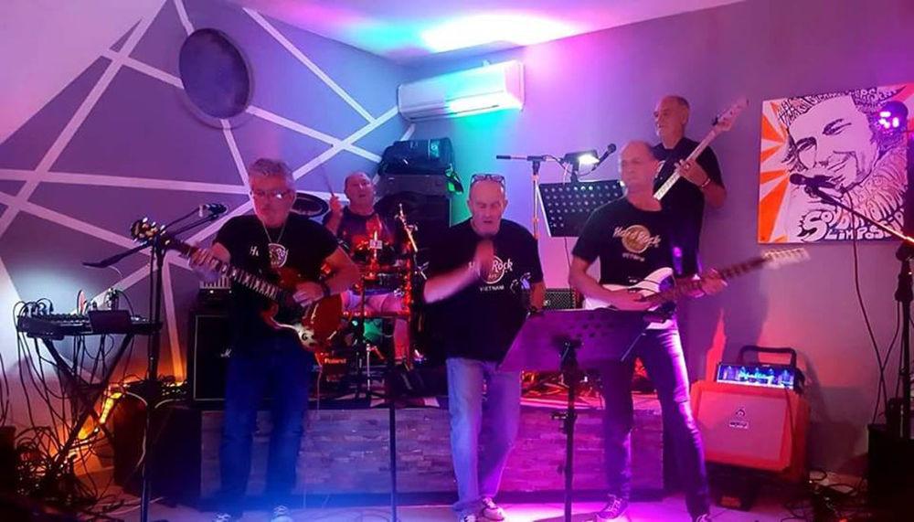 """Soirée St Patrick par le groupe de rock """"The Blazes"""" à La Seyne-sur-Mer - 0"""