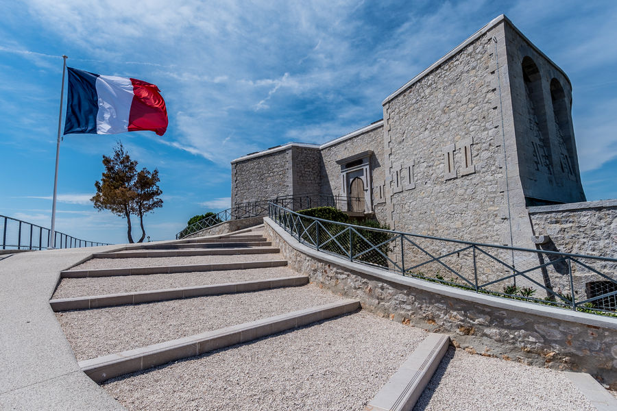 Visit of the Mémorial du Débarquement et de la Libération de Provence à Toulon - 0