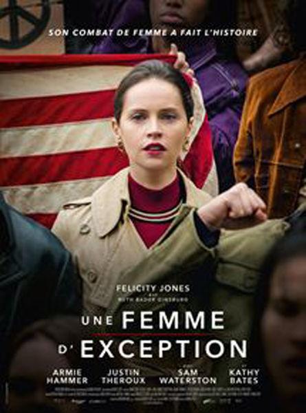 """Journée internationale des femmes : cinéma """"Une femme d'exception"""" à Saint-Mandrier-sur-Mer - 0"""