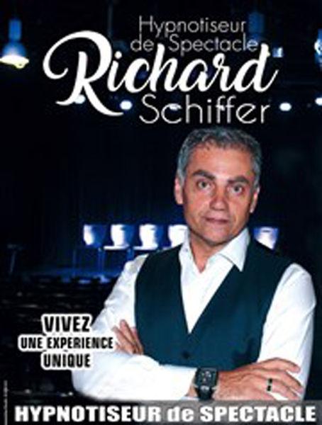 """Richard Schiffer, spectacle d'hypnose """"Au-delà de votre imaginaire"""" à La Seyne-sur-Mer - 0"""