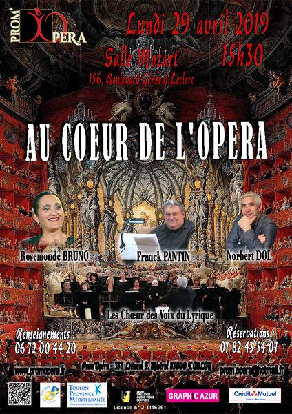 Concert – Au cœur de l'Opéra à Toulon - 0