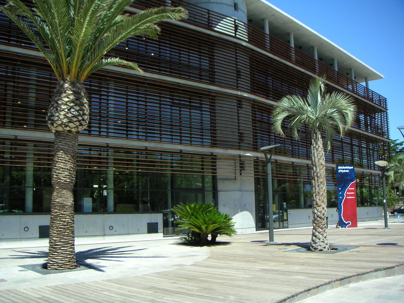 Events in Hyeres' library à Hyères - 0