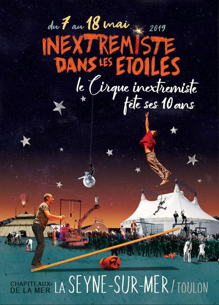 """Cirque """"Inextremiste dans les étoiles"""" à La Seyne-sur-Mer - 3"""