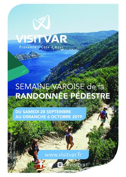 Randonnée marche nordique à Janas à La Seyne-sur-Mer - 1
