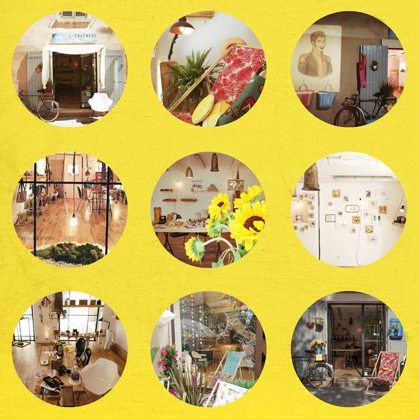 Artistes à découvrir / Exposition à la galerie l'Éphémère à Toulon - 2