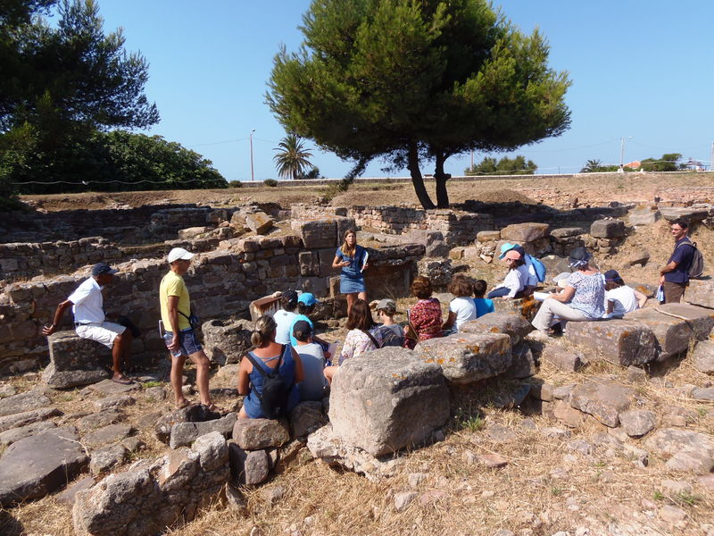 Discover Olbia archaeological site à Hyères - 1