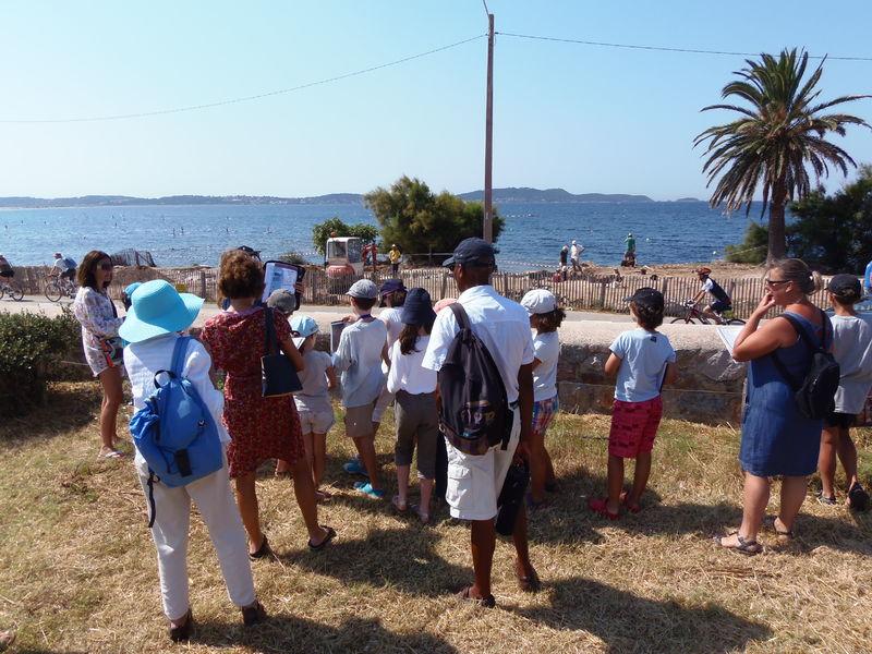 Discover Olbia archaeological site à Hyères - 0