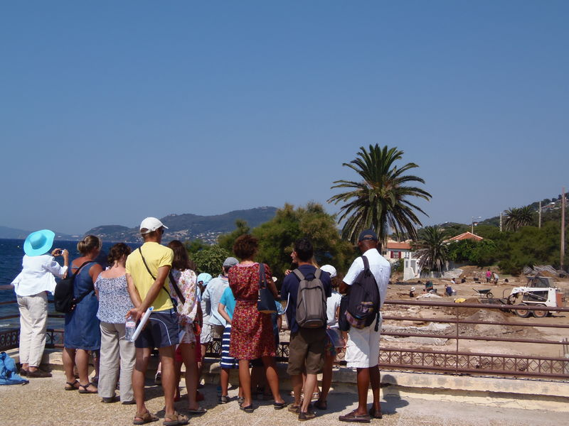 Discover Olbia archaeological site à Hyères - 5