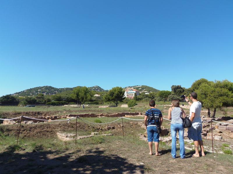 Discover Olbia archaeological site à Hyères - 6