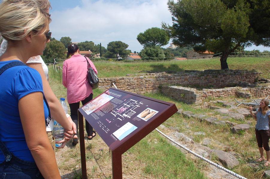 Discover Olbia archaeological site à Hyères - 10