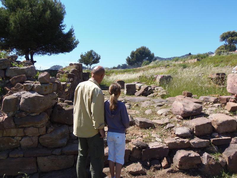 Discover Olbia archaeological site à Hyères - 11