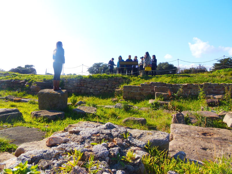 Discover Olbia archaeological site à Hyères - 8