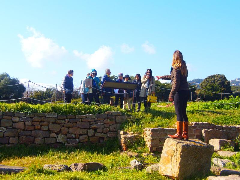 Discover Olbia archaeological site à Hyères - 12