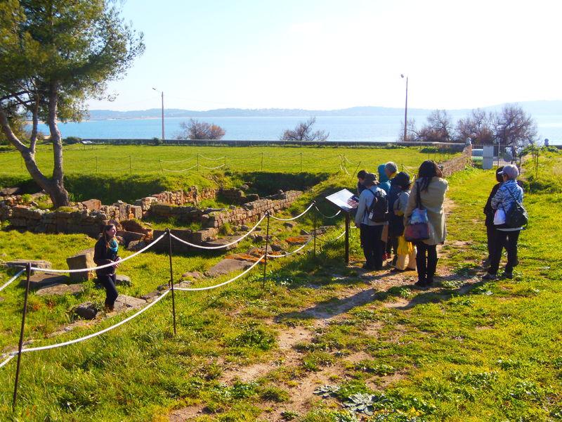 Discover Olbia archaeological site à Hyères - 9