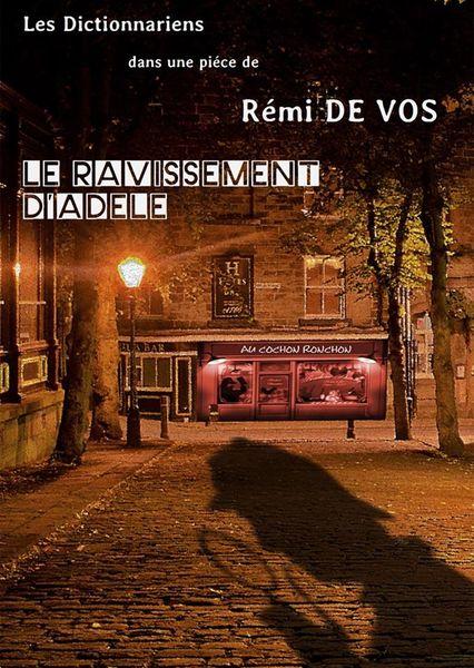"""Théâtre """"Le Ravissement d'Adèle"""" par la Cie Les Dictionnariens à Saint-Mandrier-sur-Mer - 0"""